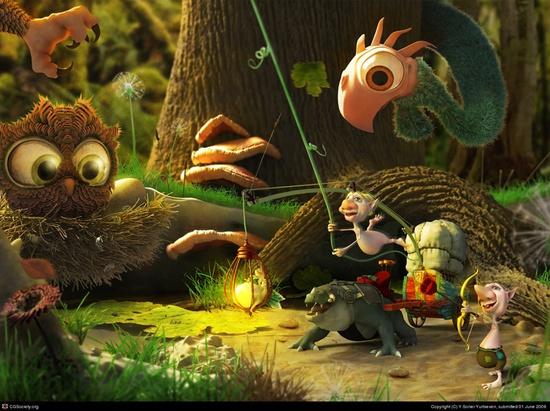 Best 3D Characters (7). Follow us www.pinterest.com...