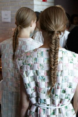 6 Perfect-for-School Braids to Steal from the Runway