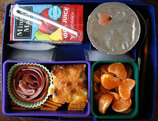 Lots and lots of Kindergarten lunch ideas