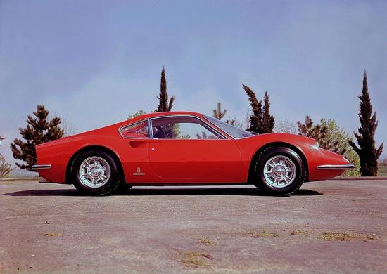 Ferrari Dino 206 GT Prototype