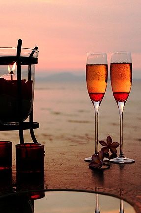 Romantic Valentine Dining, Sheraton, Pattaya
