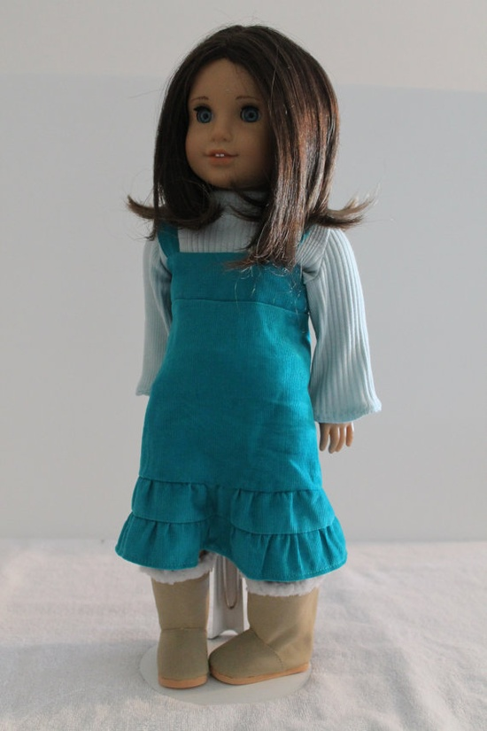 Even American Girl Dolls need a mellow day.