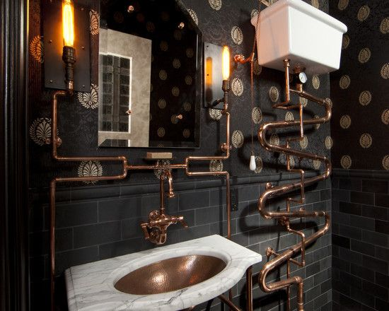 Steampunk Design, Pictures, Remodel, Decor and Ideas - page 9