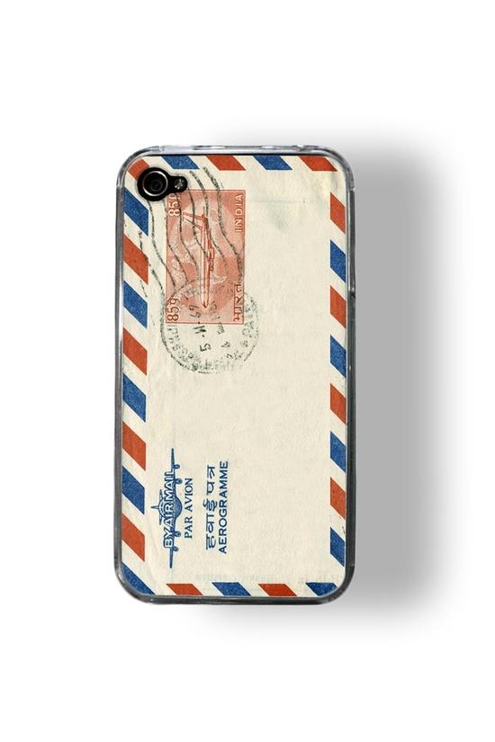 Par Avion iPhone Case.