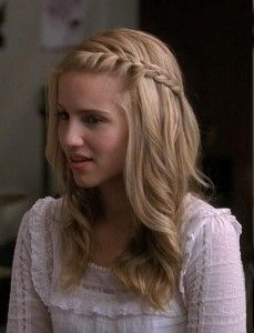 Celebrities Teenagers Hair Style