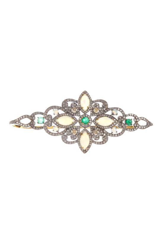 Opal Deco Palm Bracelet
