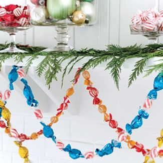 Candy Garland for candy buffet?