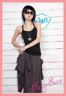 diy skirt… no link :-(