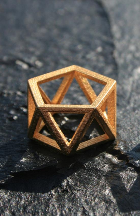 Geometric ring by ButterscotchofBK