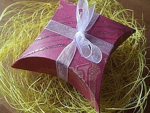 Easy Gift Box Making #paper #CD #packaging