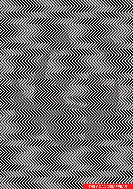 they can disappear  (GRAFIK DESIGNER SANGHYUK MOON) - Graphic Design
