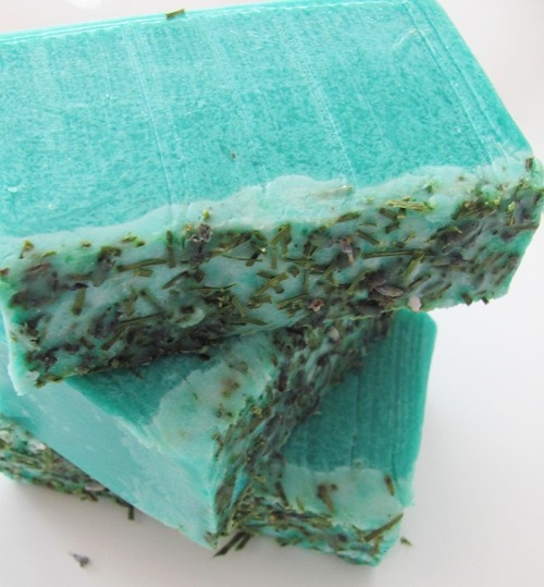 Waterfall Trail Soap $6.50 #handmade #soap #etsy #aqua