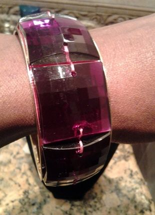 Violet Gold Bracelet 2
