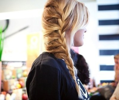 side french? braid #braids