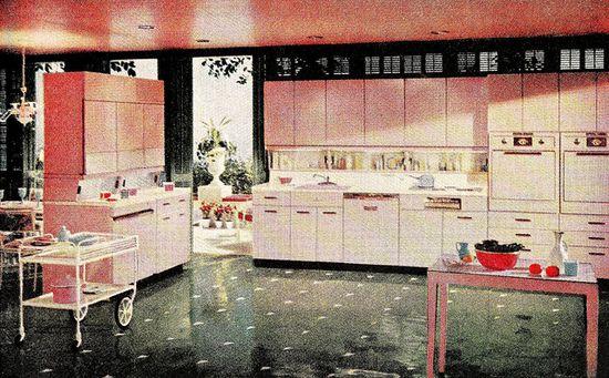 Better Homes & Gardens July 1956