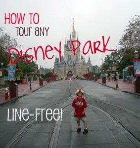 Tips for line-free Disney World