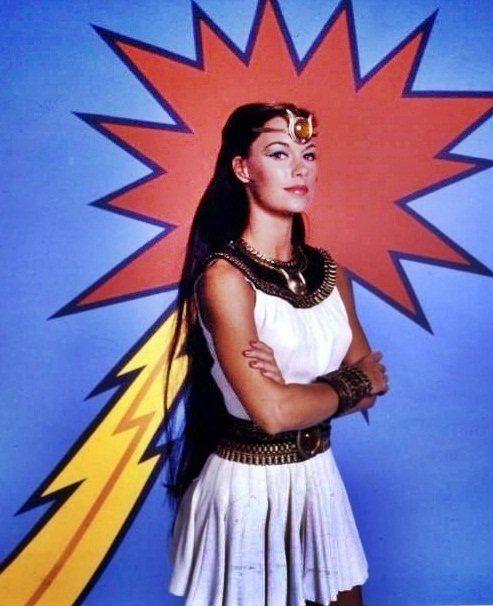 70s TV, Isis and Shazam