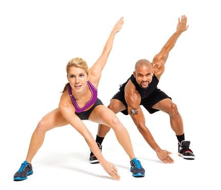 Insanity Workout: 20 Minutes to Totally Toned.