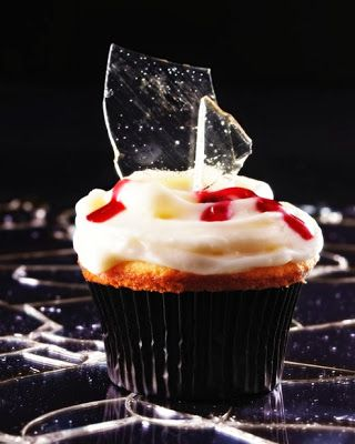 Halloween Special Cup cakes :Recipe manic