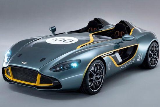 Aston Martin Celebrates its 100th Birthday with the CC100 Speedster