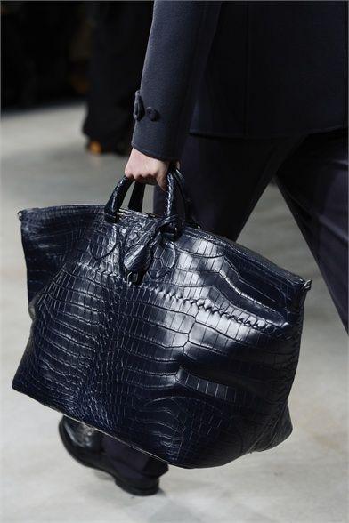 Bottega Veneta menswear Fall Winter 2013-14 collection #PurelyInspiration