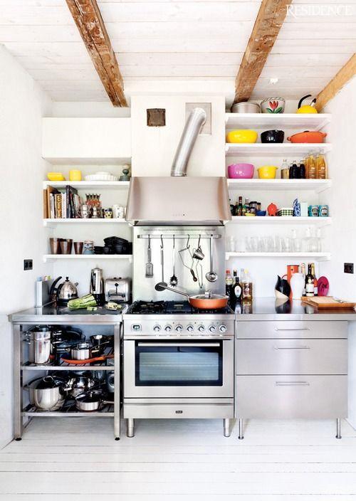 small + perfect kitchen