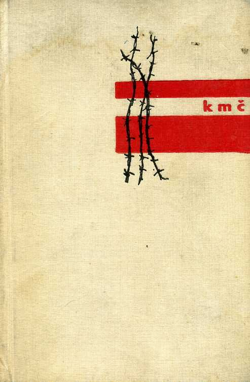Czechoslovakian book cover, 1962