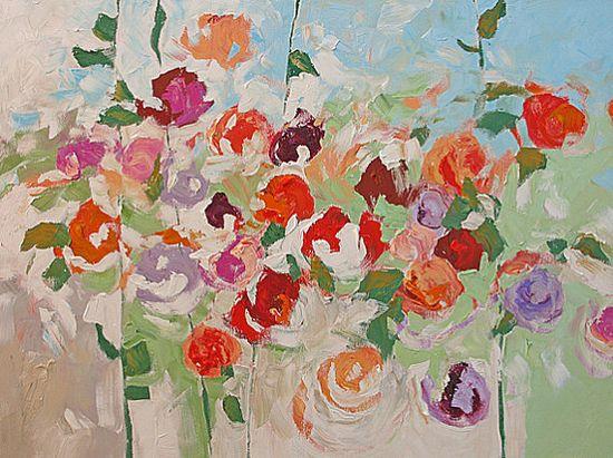 """Garden Medley"" by Linda Monfort"
