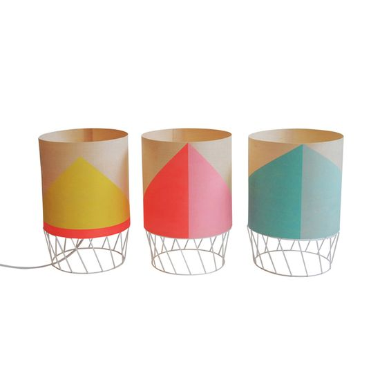 Dowood Table Lamp Collection  by A + R