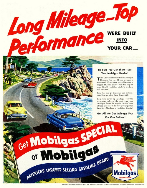 Mobilgas 1951