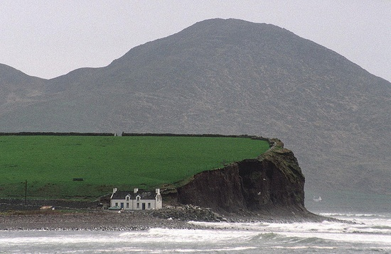 Ring of Kerry (Ireland).  Waterville