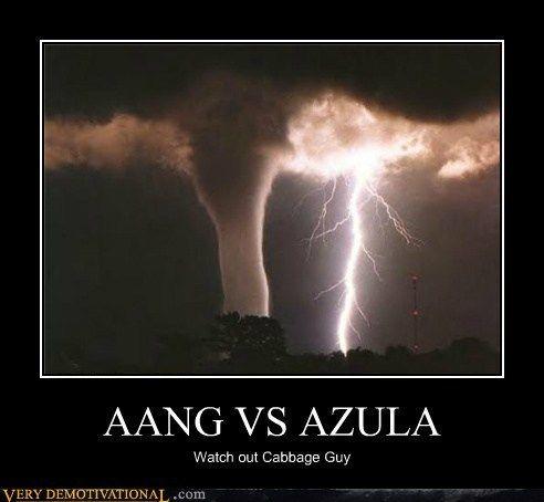 AANG VS AZULA