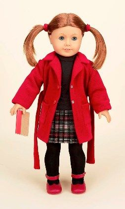 18 Inch Doll Clothes: Sew Dolling