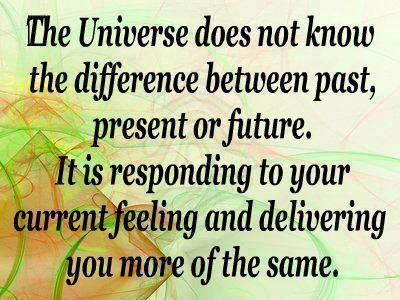 The Laws of the Universe...