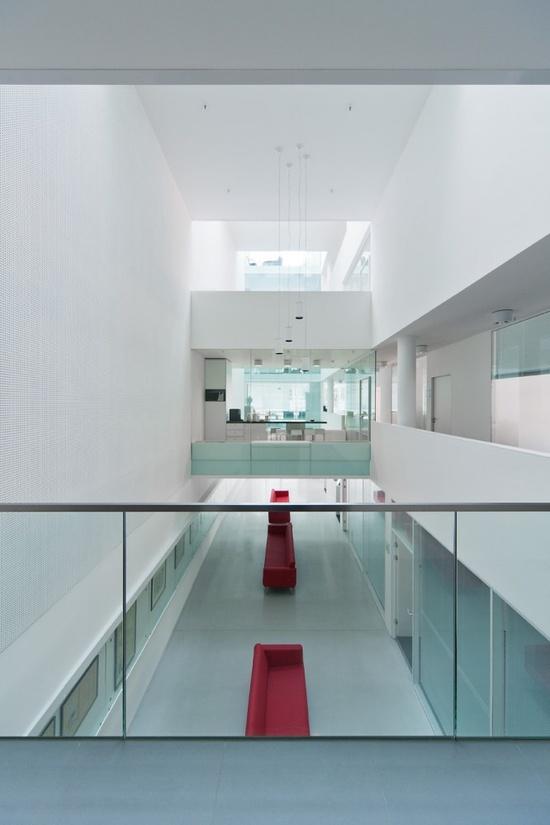 Vibrant Geometry / 3h architecture Ltd - Budapest