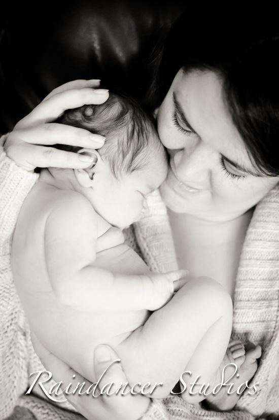 A Mother's Love- Newborn