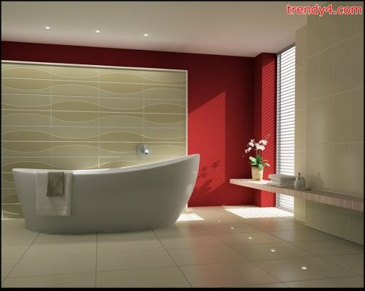 Creative Tropical Home Bathroom Decor 2013 2014