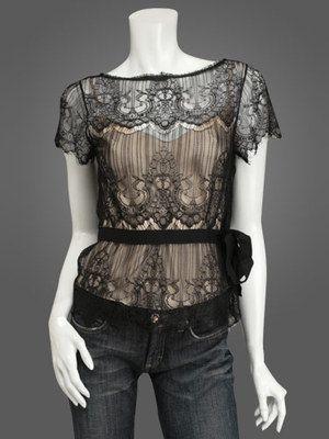 lace that i'd love.