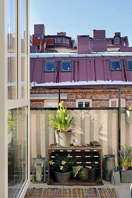 #interior #decor #styling #scandinavian #balcony