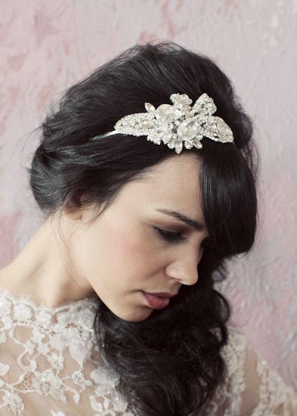 Beautiful. Sarah Seven: Sarah Seven Bridal Accessories -