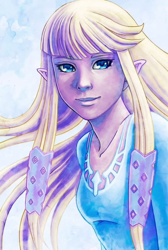 Zelda Skyward Sword by ~Serah-Farron on deviantART