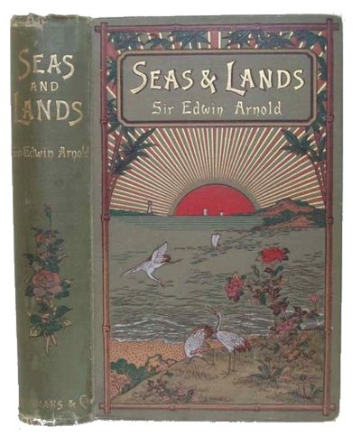 Seas and Land, book cover