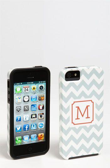 chevron iphone 5 case // wishlist worthy!