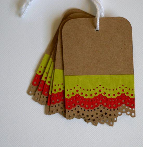 tags! Christmas