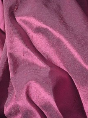 Decortex Fabrics Gaia Silk Taffeta-Malva Dali $434.75 per yard #interiors #decor #purplefabric #monochromatic