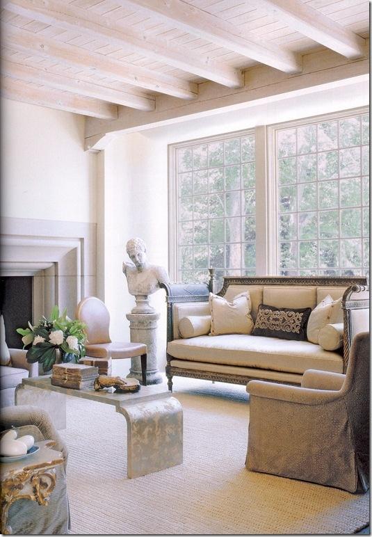 Architecture and Interior Design: A Jacobean Tudor House in Charlotte, North Carolina