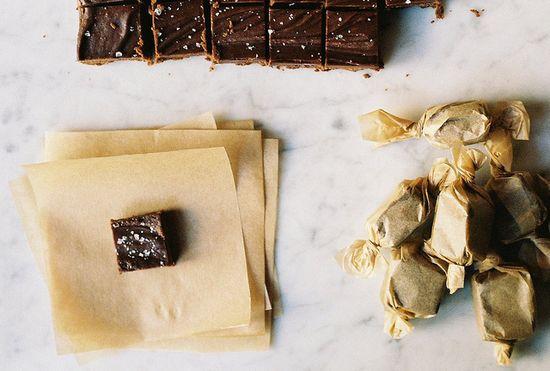 Christmas Boxes - Chocolate Irish Cream Candies