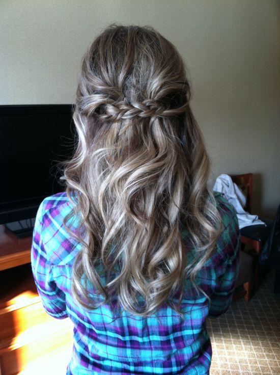 boho braided hair