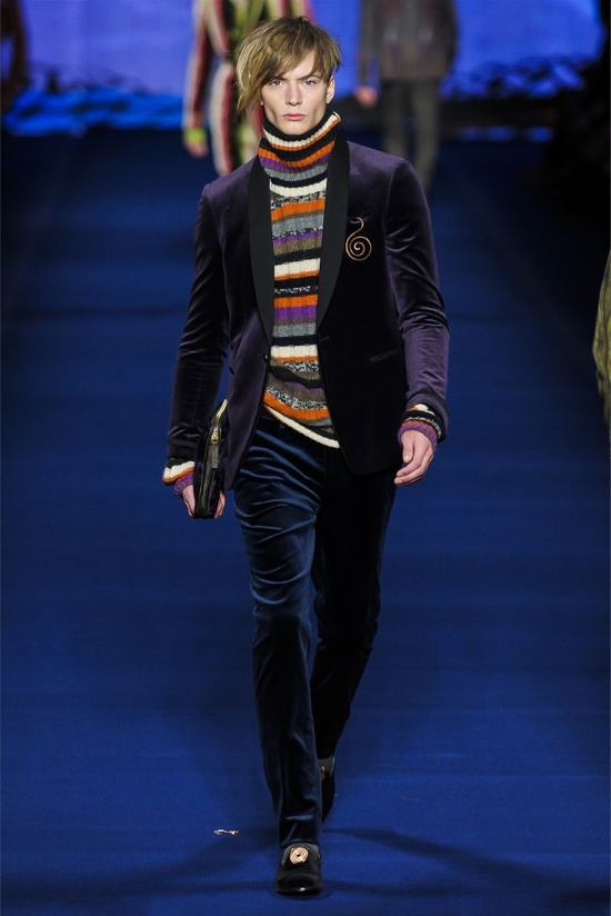 Etro Fall/Winter 2013