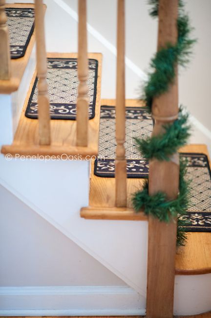 Make stairs in your home safer, easily (do-it-yourself)